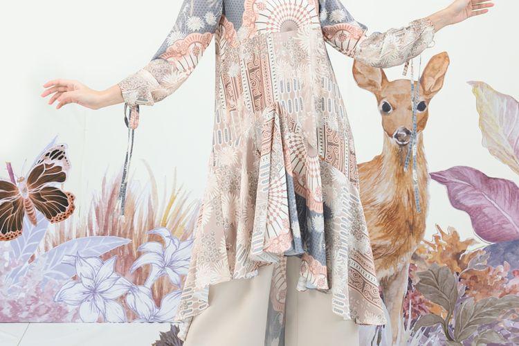 Koleksi ied 2021 Wearing Klamby mengambil tema Sulawesi.