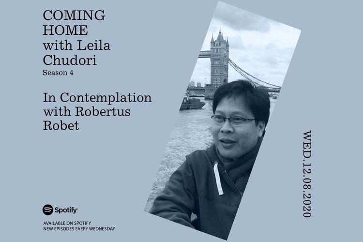 Coming Home with Leila Chudori bersama Robertus Robet