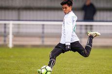 Cetak Satu Gol untuk Garuda Select, Dennis Wise Puji David Maulana