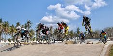 Banyuwangi International BMX 2019 Menyita Perhatian Dunia, Ini Penyebabnya