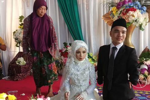 Untung, Pria Disabilitas yang Menikahi Dewi, 4 Hari Jadian Langsung Ajak Nikah
