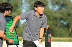 Rencana Shin Tae-yong Jelang Timnas U19 Indonesia Vs Makedonia Utara
