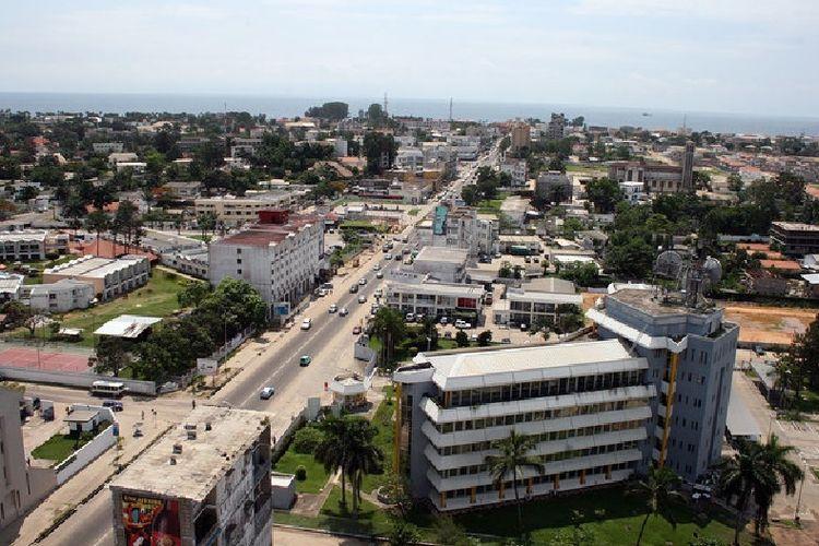 Ibu kota Kongo, Brazzaville.