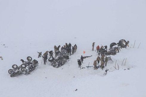 Salju Longsor di Turki, 41 Orang Meninggal Dunia