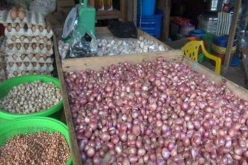 Pasokan Kurang, Harga Bawang Putih dan Telur Melonjak Hingga Rp 75.000