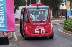 Mobil Tanpa Sopir Harus Bisa Beredar di Ibu Kota Indonesia yang Baru