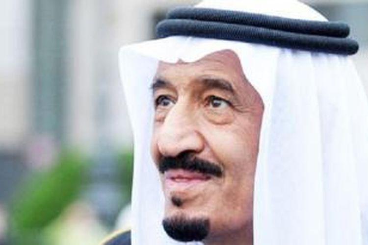 Raja Arab Saudi yang baru Salman bin Abdulaziz