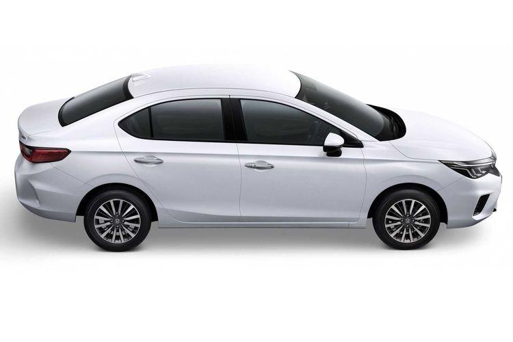 Honda City generasi kelima meluncur di Thailand