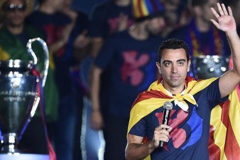 Xavi Hernandez, Calon Pengganti Ernesto Valverde di Barcelona?