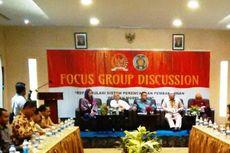 Ketua MPR: Haluan Negara Dimulai dari FGD