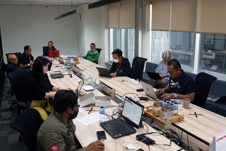 Jelang Kembalinya Liga 2 2020, LIB gelar rapat virtual dengan klub-klub peserta