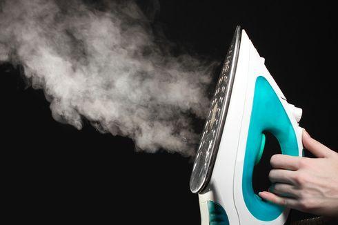 Kelebihan Setrika Uap dalam Menyetrika Pakaian