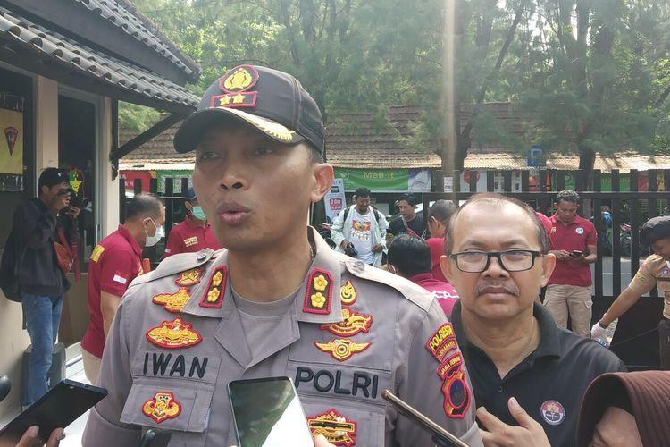 Waka Polresta Surakarta, AKBP Iwan Saktiadi di Mapolresta Surakarta Solo, Jawa Tengah, Kamis (19/12/2019).