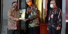 Jateng Raih Penghargaan Provinsi Inovatif, Ganjar: Kreasi, Riset dan Inovasi Jadi Kebiasaan Kami