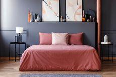 Dekorasi Kamar Tidur dengan Dana Terbatas