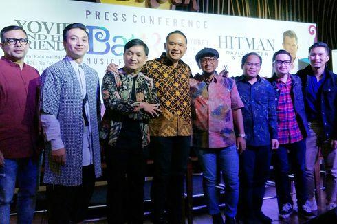 Raisa hingga Katharine McPhee Meriahkan Batik Music Festival 2019