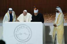 [POPULER INTERNASIONAL] Uang Digital Rp 1,8 Triliun   Paus Fransiskus di Abu Dhabi