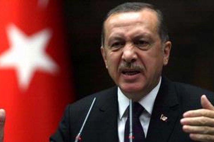 Perdana Menteri Turki, Reccep Tayyip Erdogan.
