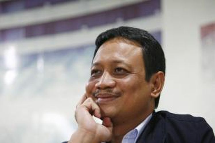 Direktur Eksekutif Soegeng Soerjadi Syndicate Sukardi Rinakit