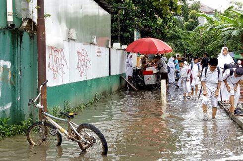 Pesona Serpong Rawan Banjir, Pemkot Tangsel Koordinasi dengan BBWSCC untuk Pengerukan Kali