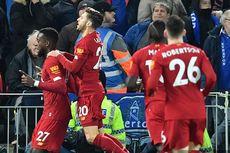 Liverpool Vs Everton, Klopp Senang dengan Semua Gol Timnya