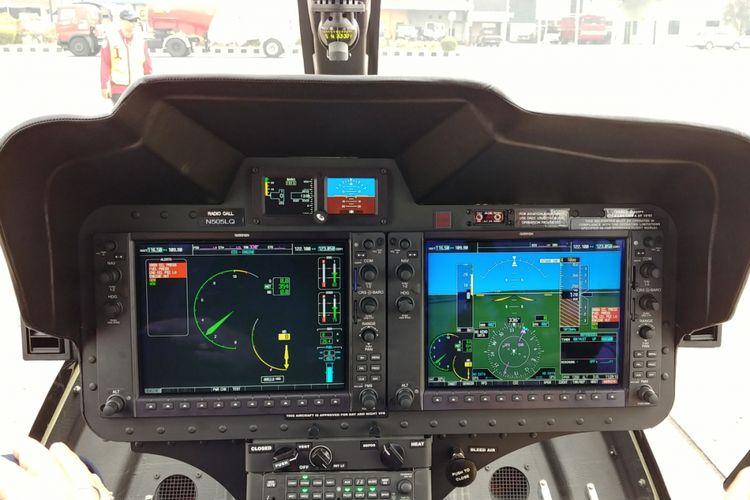 Avionik Bell 505 menggunakan Garmin G1000H dan fitur dual-channel FADEC, diklaim yang pertama di kelasnya.