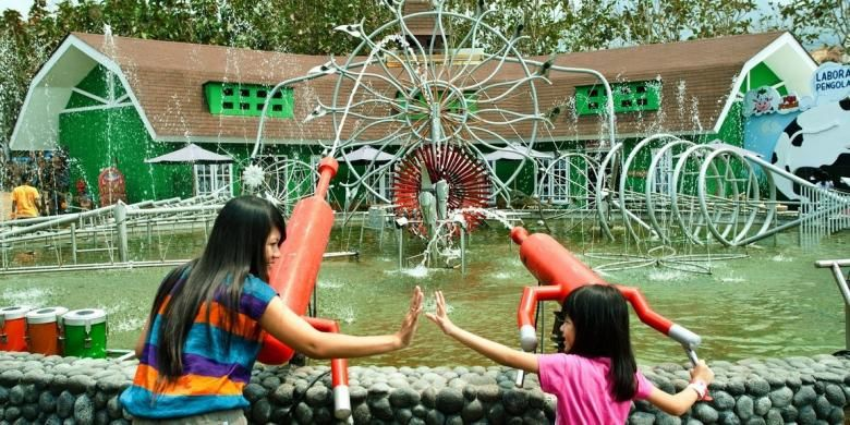 Eco Green Park, Kota Wisata Batu, Jawa Timur