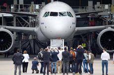Airbus Dirikan Pabrik Pesawat Berbadan Lebar di China