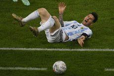 Ternyata Messi Tahan Cedera Saat Bawa Argentina Juara Copa America