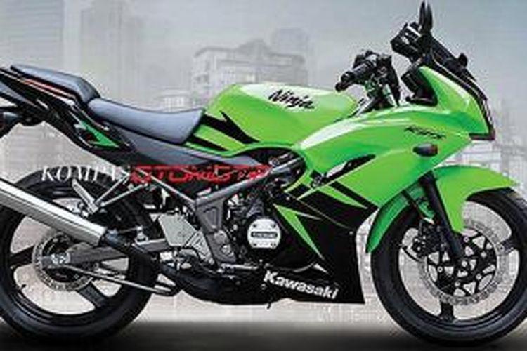 Kawasaki Ninja 150 Rr 2 Tak Pensiun
