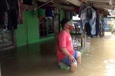 Cipinang Melayu Banjir Lagi, Warga Sebut Sudah Biasa