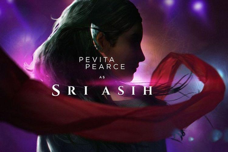 Sri Asih, salah satu superhero BumiLangit.