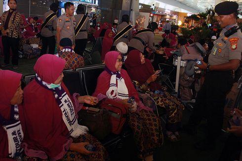 Transit di Singapura, Jemaah Umrah dari Surabaya Kembali ke Indonesia