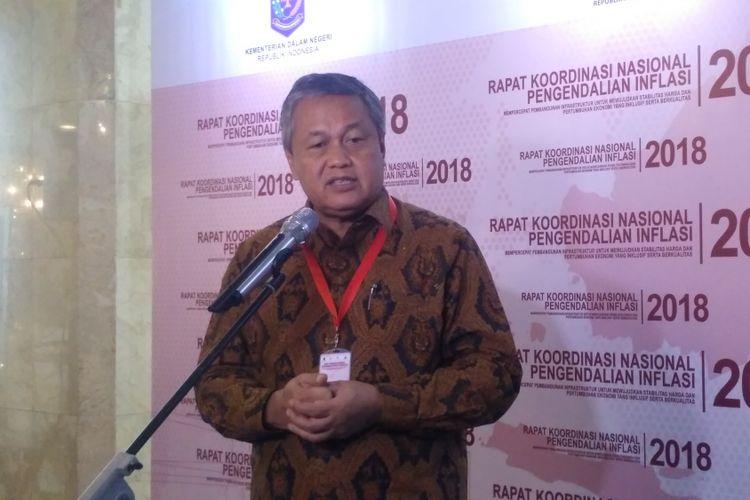 Gubernur Bank Indonesia, Perry Warjiyo.