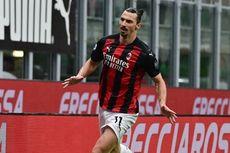 Ibrahimovic Selangkah Lagi Teken Kontrak Anyar di AC Milan