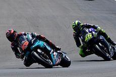 Jadwal Tes MotoGP Portimao - Valentino Rossi ikut, Fabio Quartararo Luput
