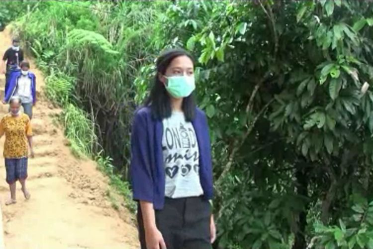 Gagal Ke Istana Wakili Sulbar, Kristina Tolak Jadi Paskibrakan di Propinsi