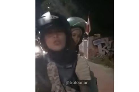 Pengemudi Ojek Online Pukul Pejalan Kaki karena Diingatkan agar Tak Melintas di Trotoar
