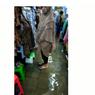 Hujan Deras, Pasar Beringharjo Yogyakarta Tergenang, Pohon Roboh Timpa Mobil