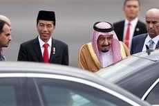 Jokowi Telepon Raja Salman Sampaikan Selamat Jalan