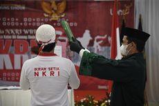 34 dari 56 Napi Teroris Berikrar Setia kepada NKRI, Kemenkumham: Yang 22 Terus Kita Bina