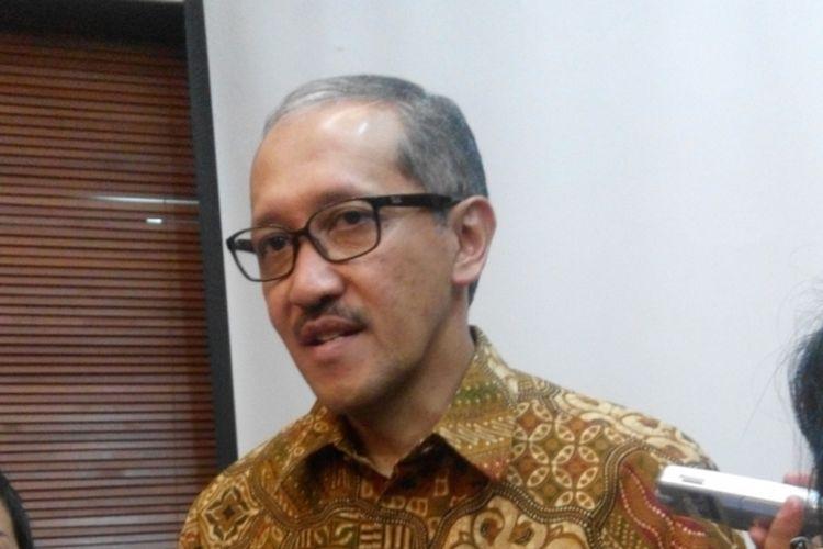 Asisten Gubernur Kepala Departemen Kebijakan Ekonomi dan Moneter Bank Indonesia (BI) Dody Budi Waluyo.