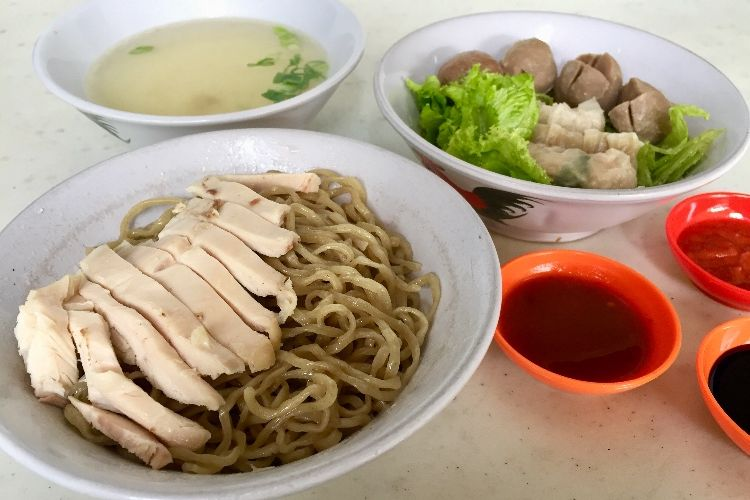 8 Bakmi Ayam Legendaris Di Jakarta Cocok Untuk Wisata Kuliner