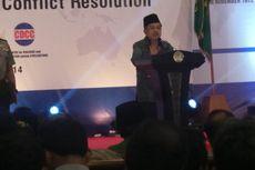 Din Syamsuddin Kecewa terhadap Jokowi, JK Minta Maaf