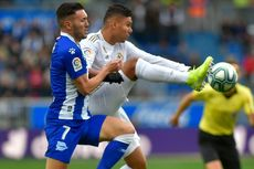 Link Live Streaming Real Madrid Vs Alaves di Liga Spanyol