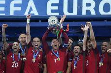 Kisah Dua Tangisan Ronaldo dan Serangan Ngengat pada Final Euro 2016