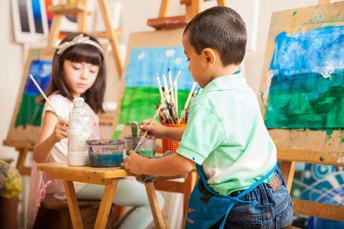 Anak Cepat Memahami Visual? Bisa Jadi Punya Kecerdasan Visual Spasial