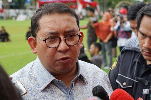 Fadli Zon: Ada Upaya Menghambat Kerja Pemenangan Prabowo-Sandiaga