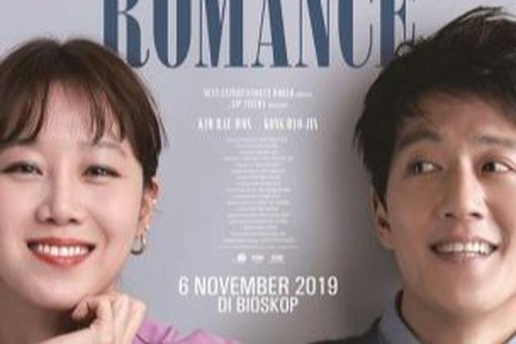 Poster film Crazy Romance.
