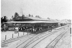 Menyusuri Jejak Stasiun Kereta Api Pertama di Jakarta...